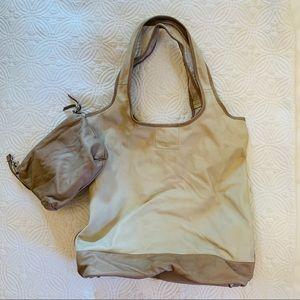 Laura Di Maggio Milano leather tote & small purse